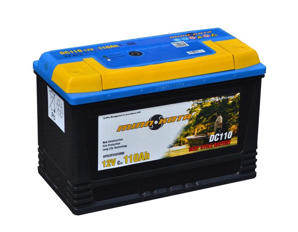 аккумуляторы для электромоторов лодочных